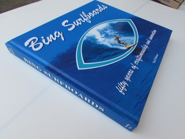 BING SURFBOARDS 50 YEARS ART BOOK/ ビングサーフボード 50周年記念カラー写真集_画像3