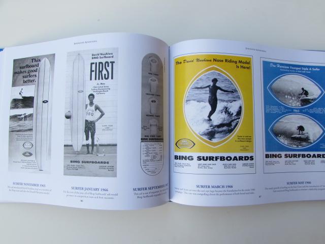 BING SURFBOARDS 50 YEARS ART BOOK/ ビングサーフボード 50周年記念カラー写真集_画像5
