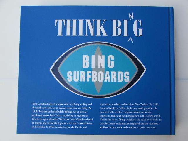 BING SURFBOARDS 50 YEARS ART BOOK/ ビングサーフボード 50周年記念カラー写真集_画像2