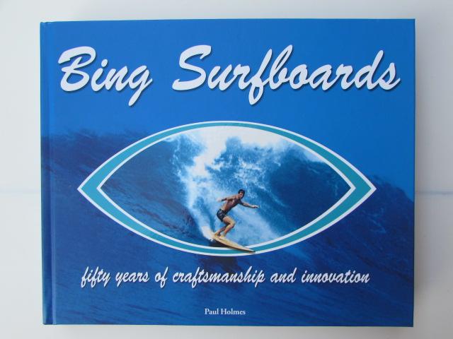 BING SURFBOARDS 50 YEARS ART BOOK/ ビングサーフボード 50周年記念カラー写真集_画像1