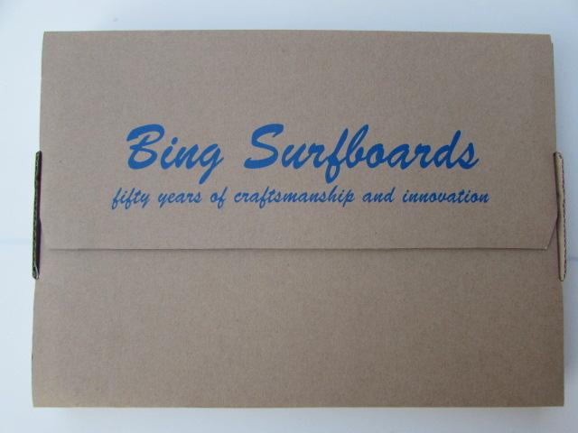 BING SURFBOARDS 50 YEARS ART BOOK/ ビングサーフボード 50周年記念カラー写真集_画像10