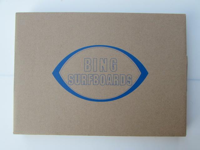 BING SURFBOARDS 50 YEARS ART BOOK/ ビングサーフボード 50周年記念カラー写真集_画像9