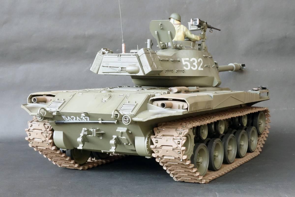 1/16 ヘンロン M41ウォーカー・ブルドック ジャンク_画像6