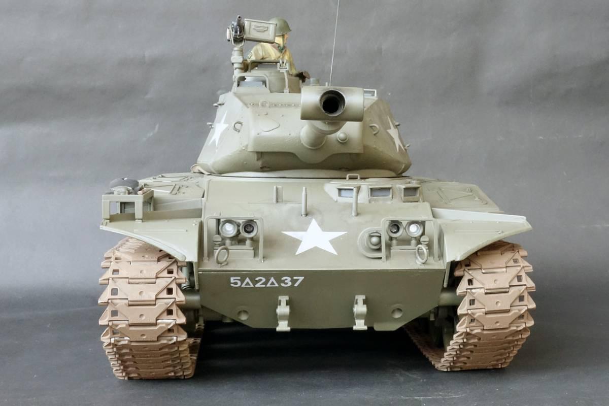 1/16 ヘンロン M41ウォーカー・ブルドック ジャンク_画像8