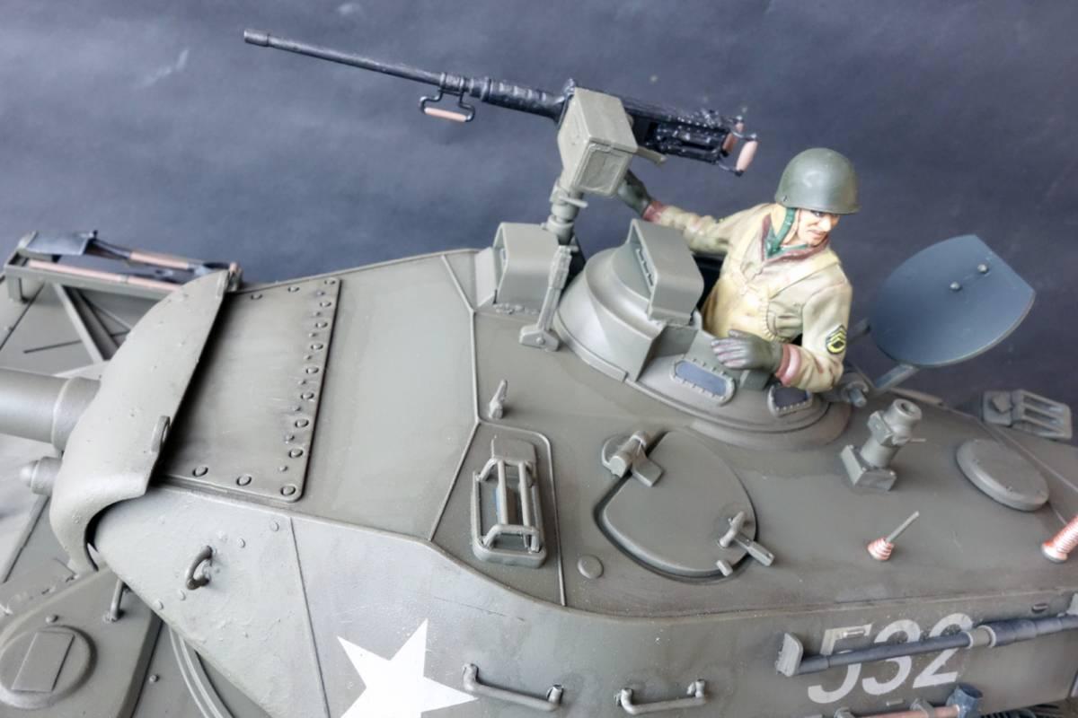 1/16 ヘンロン M41ウォーカー・ブルドック ジャンク_画像10