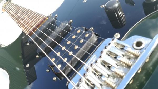 Ibanez RG 140 ROADSTAR SEREIS アイバニーズ ロードスター シリーズ エレキ ギター ヴィンテージ ビンテージ ソフトケース付き 中古 USED_画像6