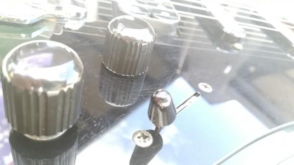 Ibanez RG 140 ROADSTAR SEREIS アイバニーズ ロードスター シリーズ エレキ ギター ヴィンテージ ビンテージ ソフトケース付き 中古 USED_画像8