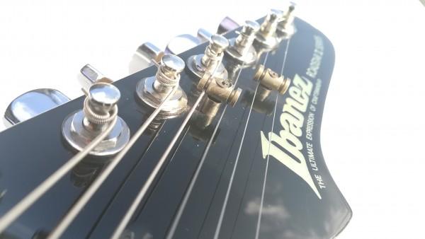 Ibanez RG 140 ROADSTAR SEREIS アイバニーズ ロードスター シリーズ エレキ ギター ヴィンテージ ビンテージ ソフトケース付き 中古 USED_画像4