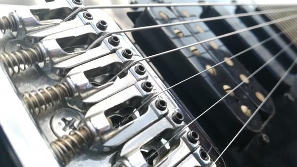 Ibanez RG 140 ROADSTAR SEREIS アイバニーズ ロードスター シリーズ エレキ ギター ヴィンテージ ビンテージ ソフトケース付き 中古 USED_画像5