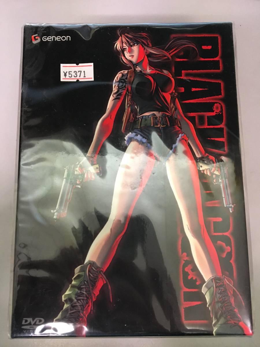 新品未開封★BLACK LAGOON 初回限定版 DVD BOX 001