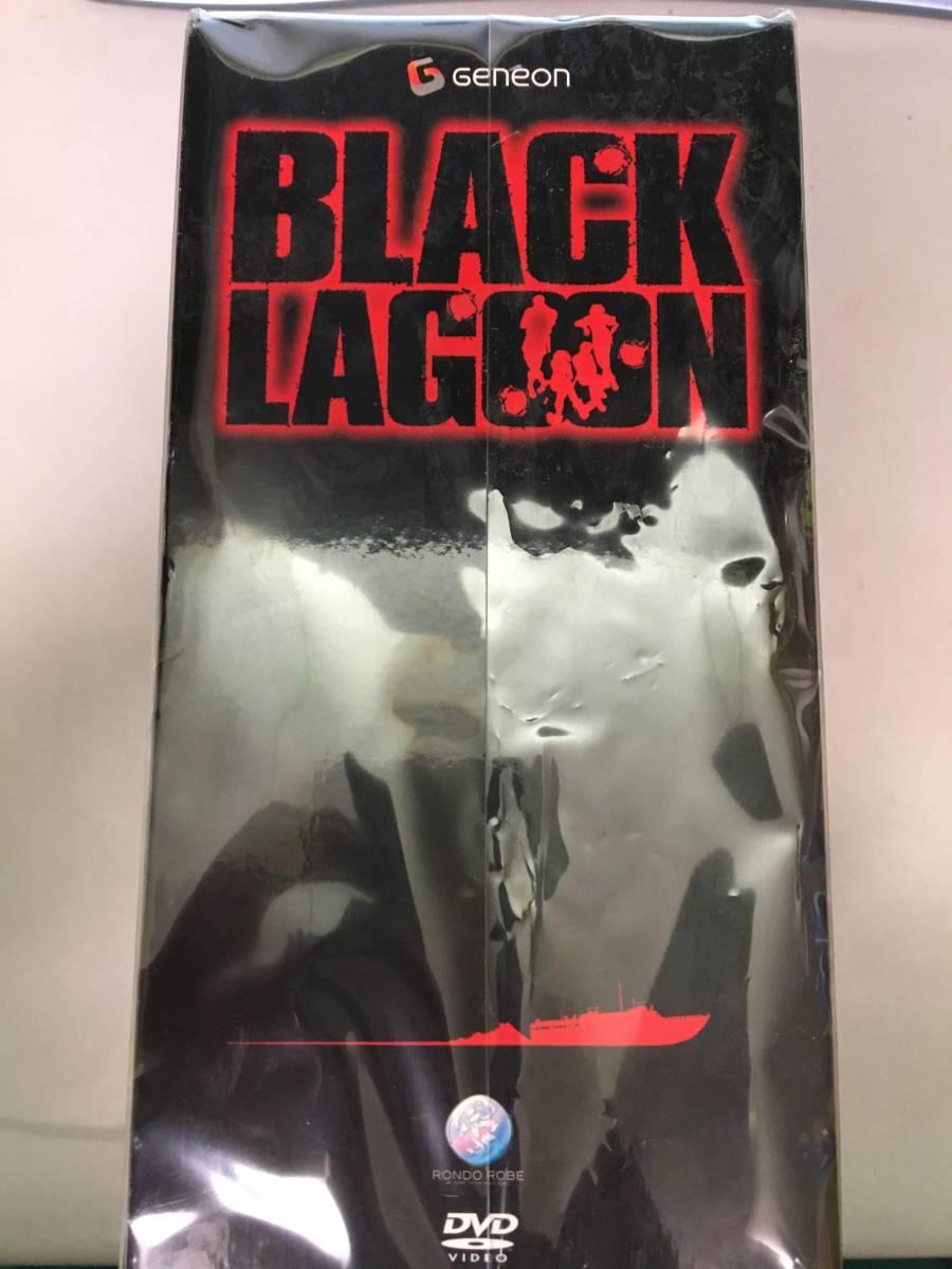 新品未開封★BLACK LAGOON 初回限定版 DVD BOX 001_画像4