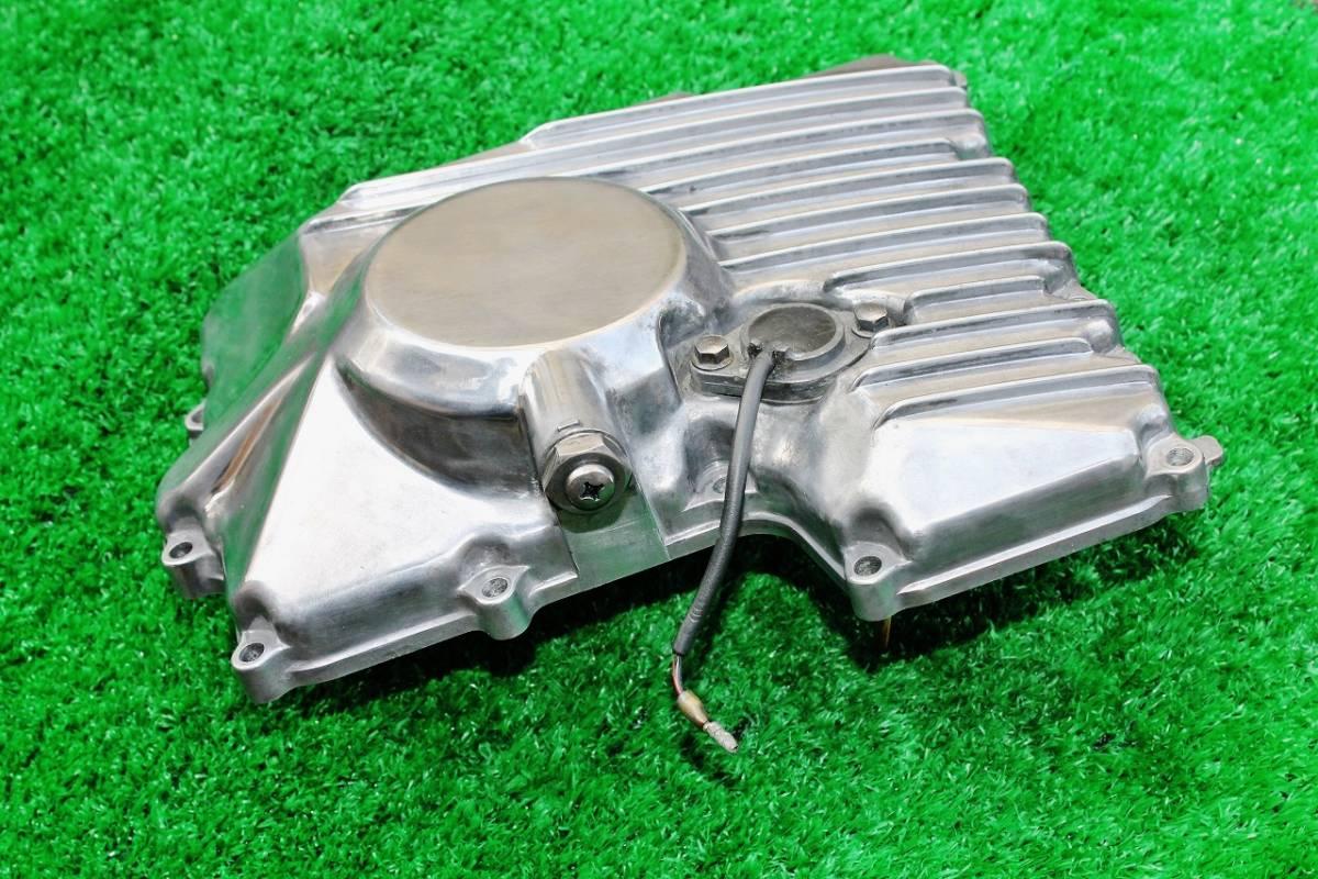 YAMAHA FZR400R オイルパン エンジンカバー ☆2TK 1WG F3レーサーレプリカ used 70128_画像1