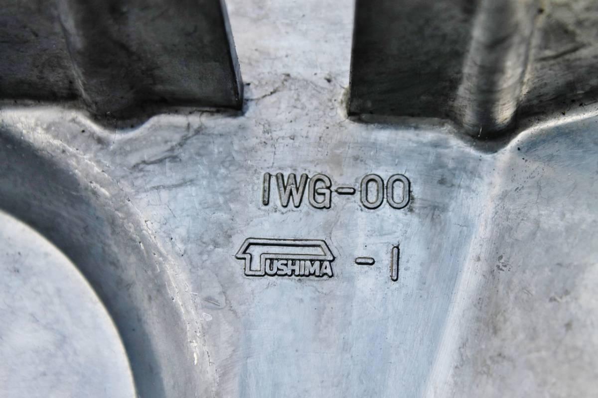 YAMAHA FZR400R オイルパン エンジンカバー ☆2TK 1WG F3レーサーレプリカ used 70128_画像9