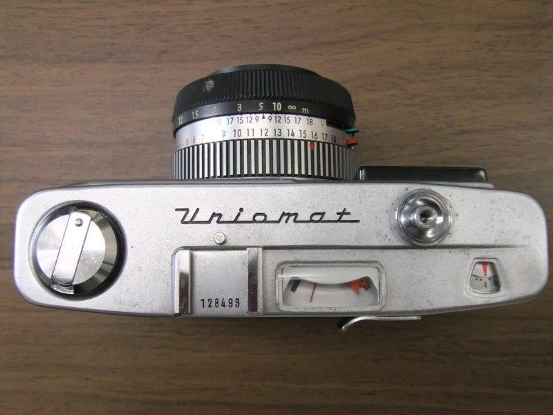 ◆◇アンティークカメラ4台(Konika2台・Aires1台・minolta1台)◇◆_画像9