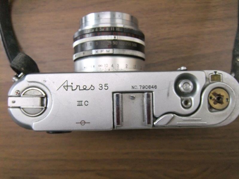 ◆◇アンティークカメラ4台(Konika2台・Aires1台・minolta1台)◇◆_画像7