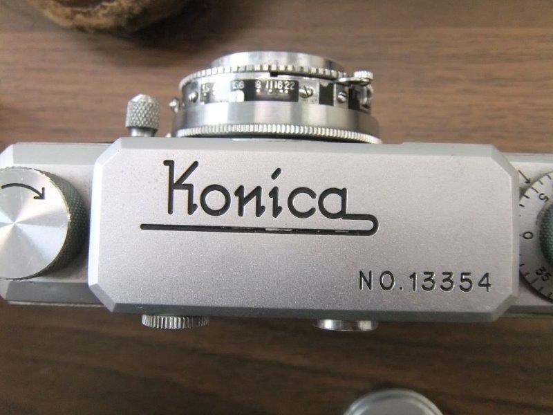 ◆◇アンティークカメラ4台(Konika2台・Aires1台・minolta1台)◇◆_画像5