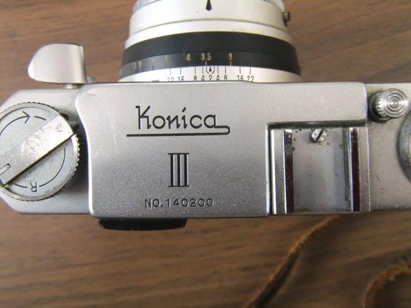 ◆◇アンティークカメラ4台(Konika2台・Aires1台・minolta1台)◇◆_画像3
