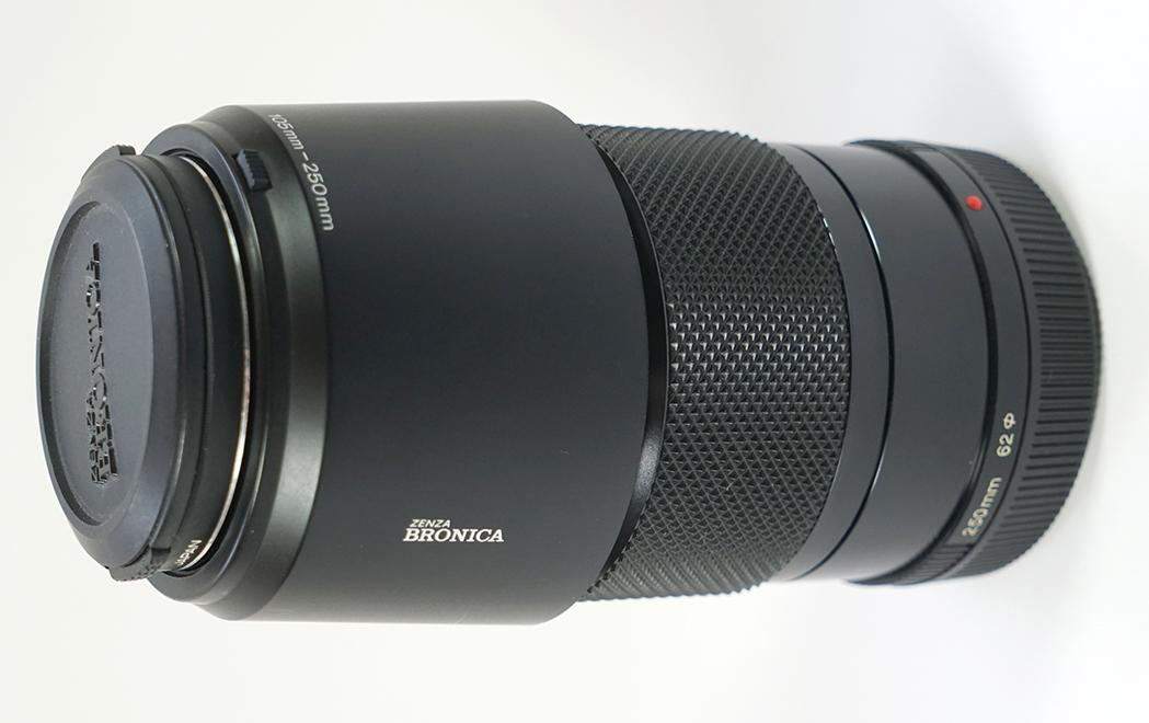 ブロニカETR用 ゼンザノンMC250mm F5.6_画像6