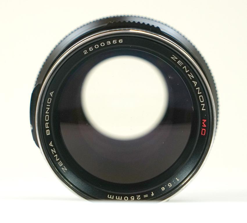 ブロニカETR用 ゼンザノンMC250mm F5.6_画像4
