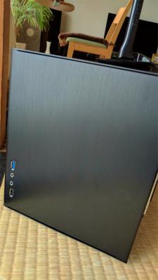 自作PC ゲームも可能なコンパクトリビングPC A10-5800K/GTX750Ti/総アルミMonoBox2/WiFiBlueTooth標準装備_画像10