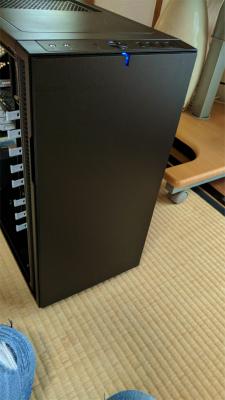 自作PC ゲームも可能な本格PC i3-2100/GTX750Ti/FractalDesign R5_画像8