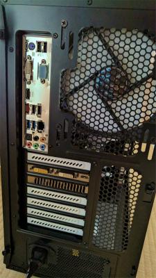 自作PC ゲームも可能な本格PC i3-2100/GTX750Ti/FractalDesign R5_画像7