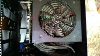 自作PC ゲームも可能なコンパクトリビングPC A10-5800K/GTX750Ti/総アルミMonoBox2/WiFiBlueTooth標準装備_画像4
