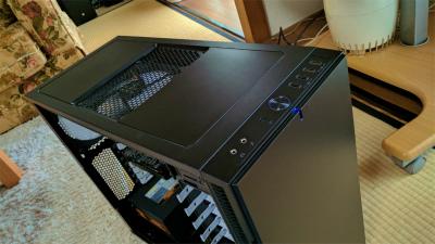 自作PC ゲームも可能な本格PC i3-2100/GTX750Ti/FractalDesign R5_画像5