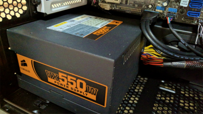 自作PC ゲームも可能な本格PC i3-2100/GTX750Ti/FractalDesign R5_画像4