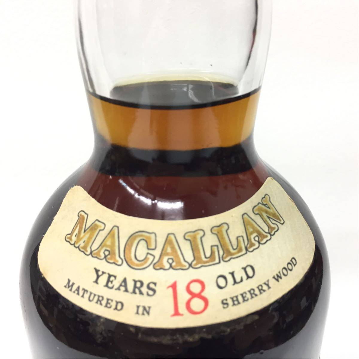 希少年号 マッカラン 1977 18年_画像3