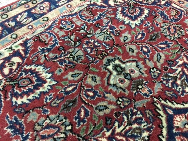 お部屋が1枚でエレガントに!1枚最高のトルコ絨毯は如何?手織りウールラディック絨毯厚みもある素晴らしいマルコポーロも絶賛の絨毯です_画像8