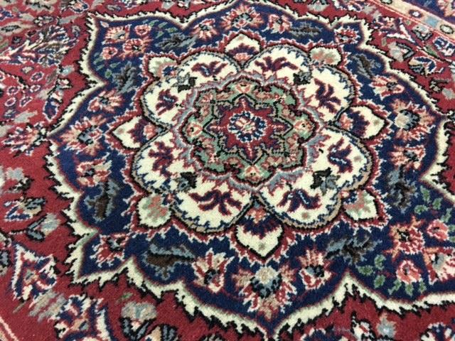 お部屋が1枚でエレガントに!1枚最高のトルコ絨毯は如何?手織りウールラディック絨毯厚みもある素晴らしいマルコポーロも絶賛の絨毯です_画像5