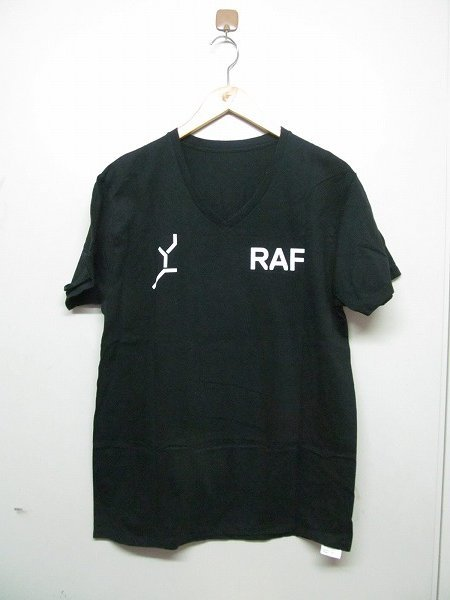 ap bank fes - Reborn-Art Festival STAFF スタッフ Tシャツ 黒 b5647
