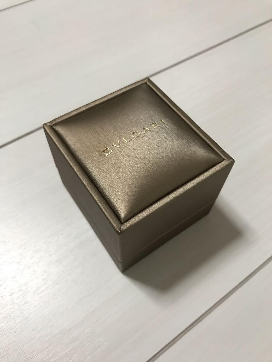 BVLGARI ブルガリ 箱のみ 指輪用★美品★_画像1
