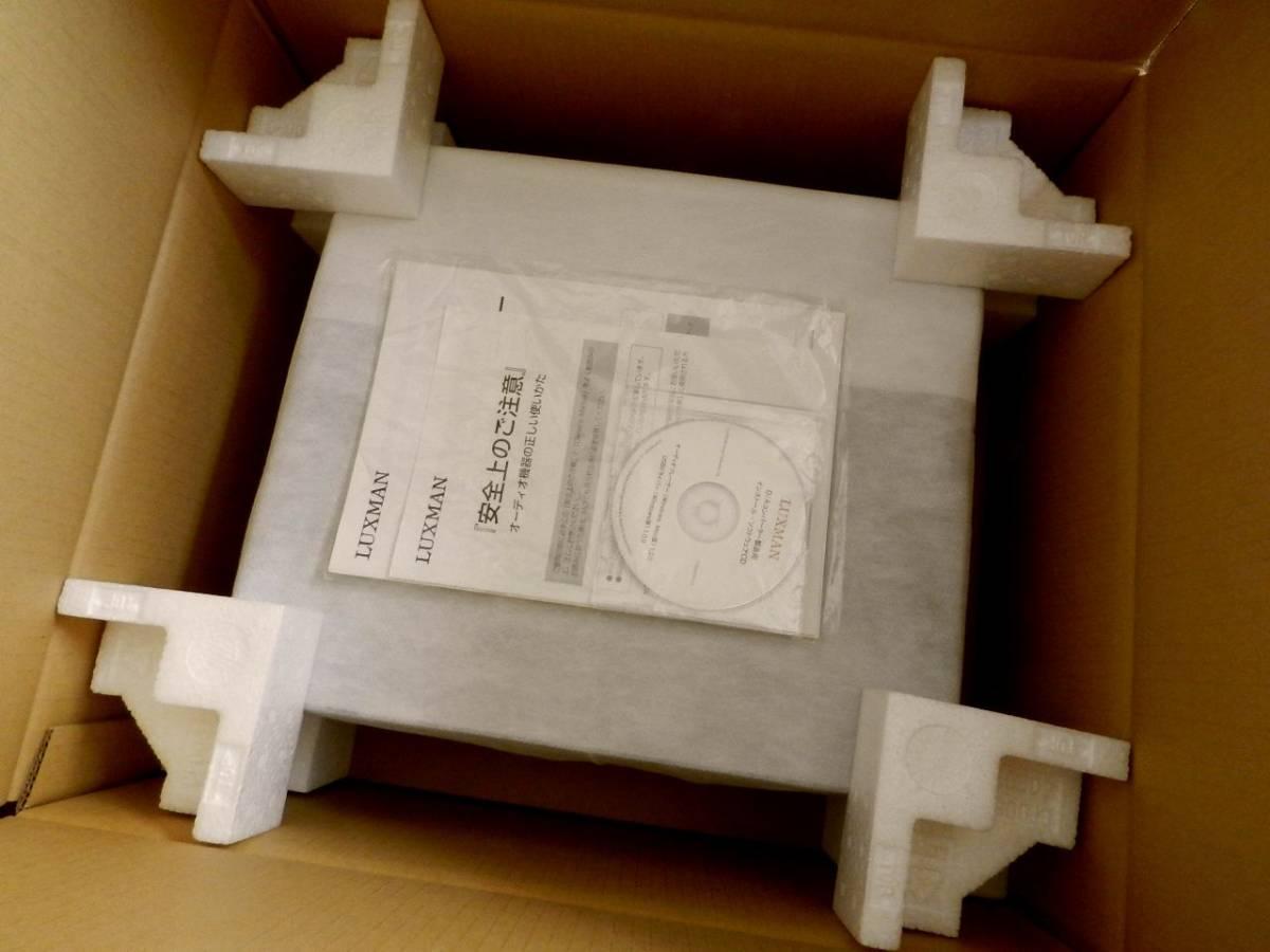 LUXMAN/DA-06 ハイレゾリューションD/Aコンバーター/PCM 384kHz/32bit.DSD 5.64MHz対応/美品//発売価格¥324.000_画像6