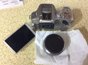 パナソニック Panasonic LUMIX DMC-G5WーS  14-42mm