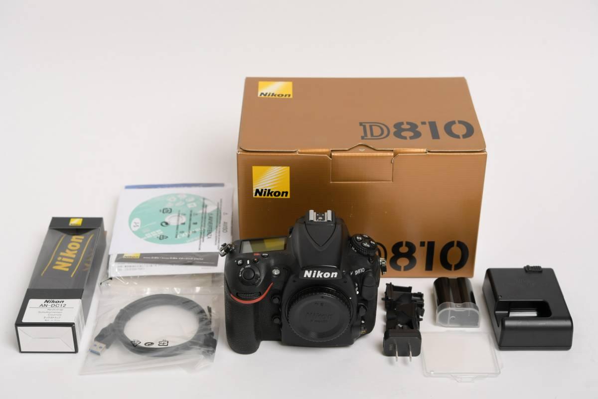 NIKON ニコン D810 デジタルカメラ デジカメ