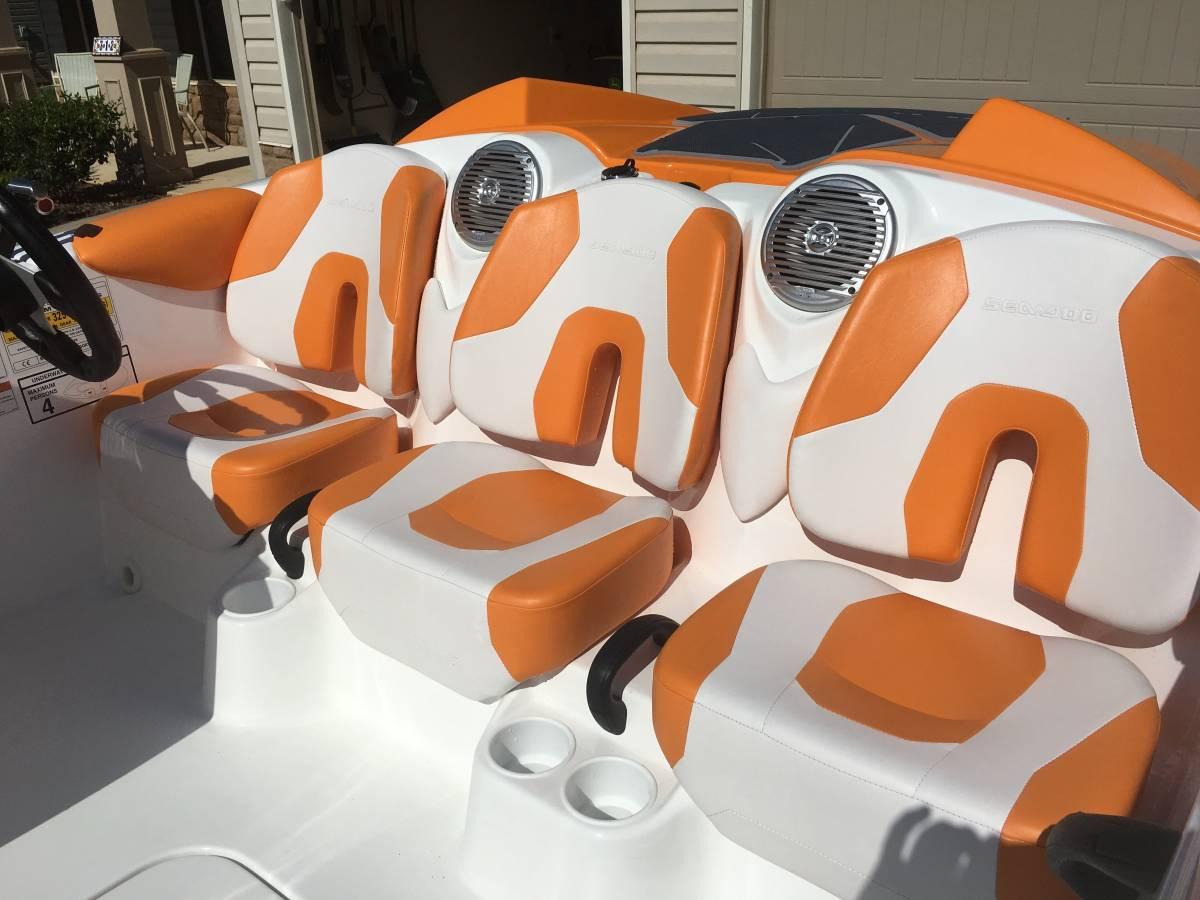 新着特報!!2012 Sea-Doo 150 Speedster !!エンジンアワー21時間!!極上艇!!_画像6