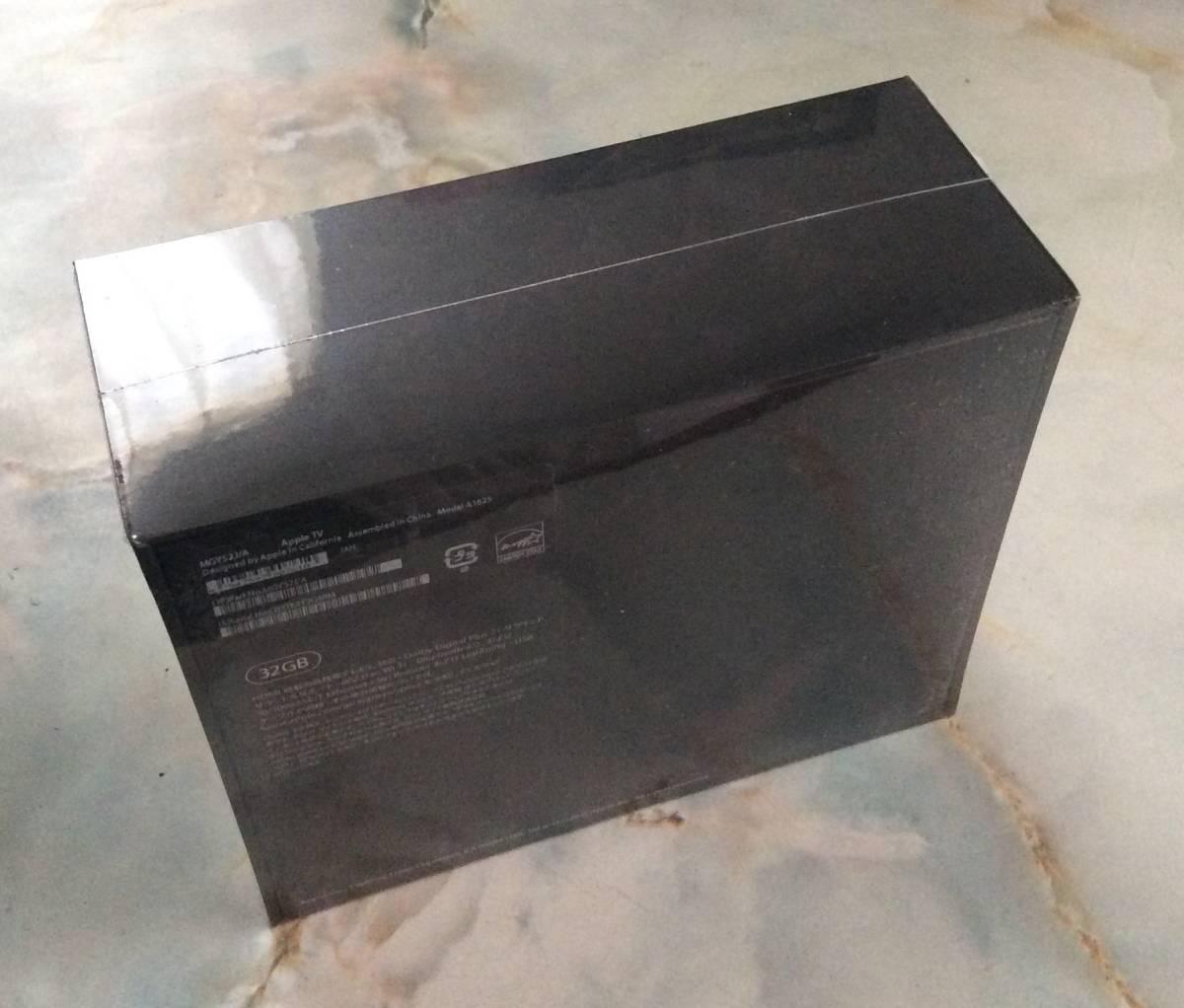 【新品未開封】 Apple TV 第4世代 32GB MGY52J/A A1625 ☆ AppleTV_画像2
