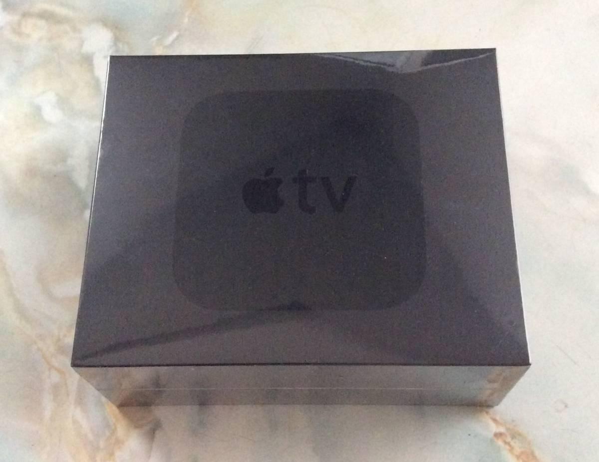 【新品未開封】 Apple TV 第4世代 32GB MGY52J/A A1625 ☆ AppleTV