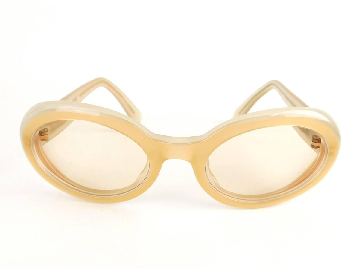 正規品 CHANEL シャネル 眼鏡 サングラス 07801/50927 ココマーク ゴールド系 度入り子供用 小顔 送料無料