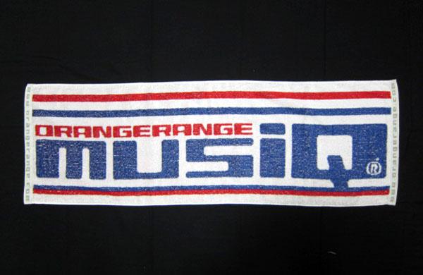【ORANGE RANGE 】オレンジレンジ スポーツタオル 新品未使用