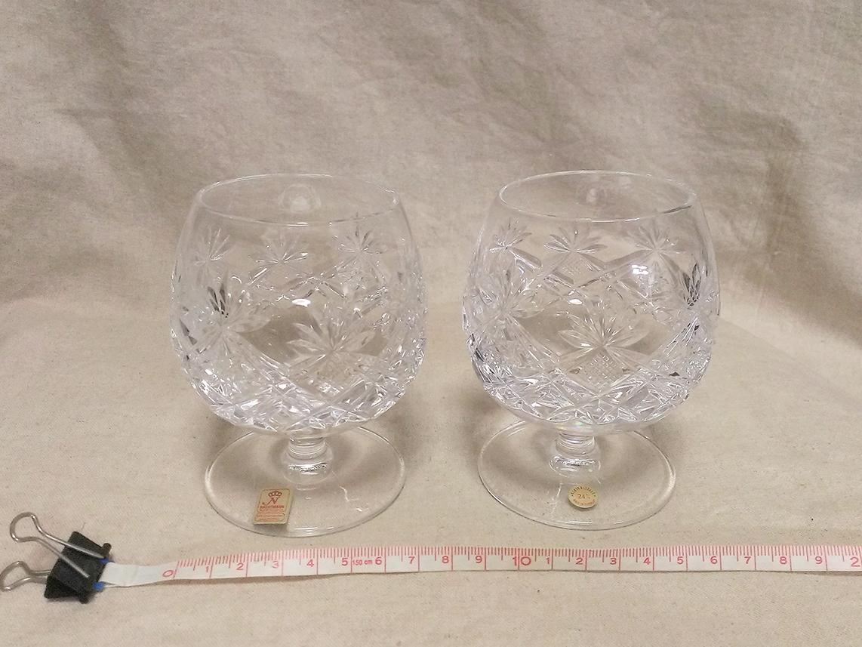 【ワイングラス/】『未使用品』 ナハトマングラス ブライダルポートワン クリスタルグラス 24%PbO / 平成9年10月10日 竣工記念_画像1