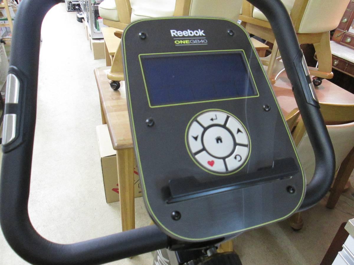 Reebokリーボック ランニング エアロ バイク ONEGB40 スポーツ_画像3