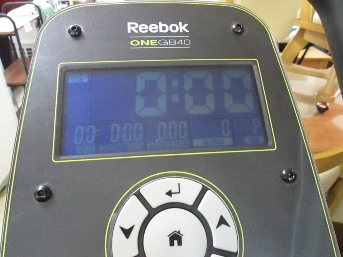 Reebokリーボック ランニング エアロ バイク ONEGB40 スポーツ_画像10