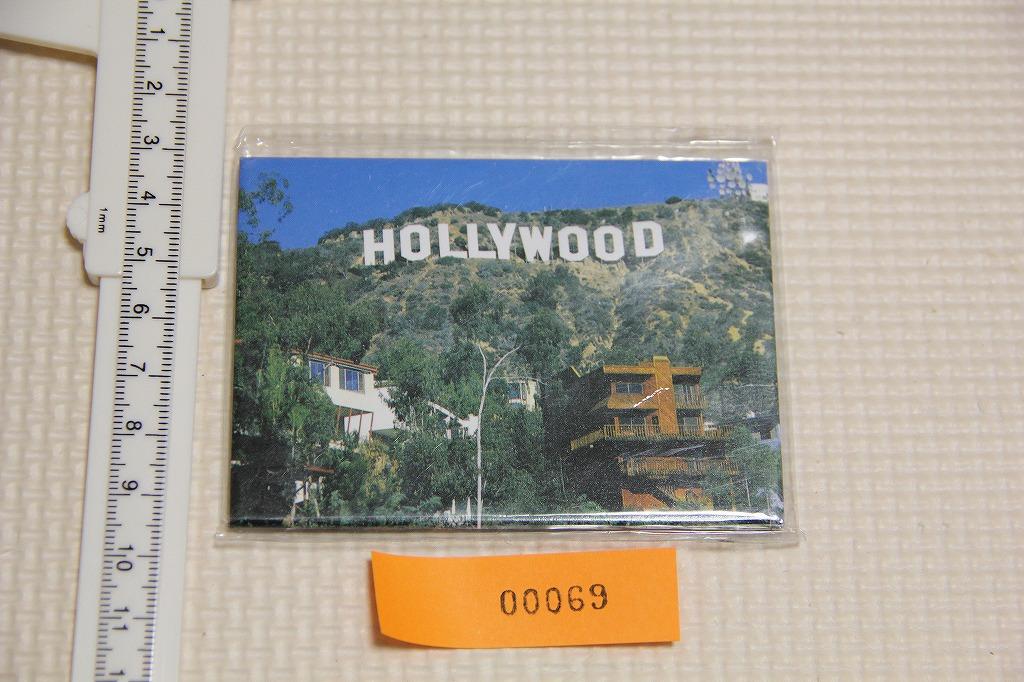 HOLLYWOOD ハリウッド マグネット 検索 ランドマーク 磁石 グッズ 観光 お土産 キッチン アメリカ USA