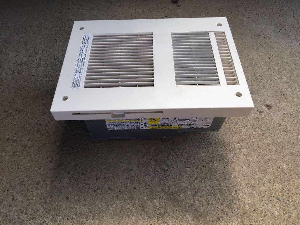 MAX 浴室乾燥機 UFD-110A 本体のみ