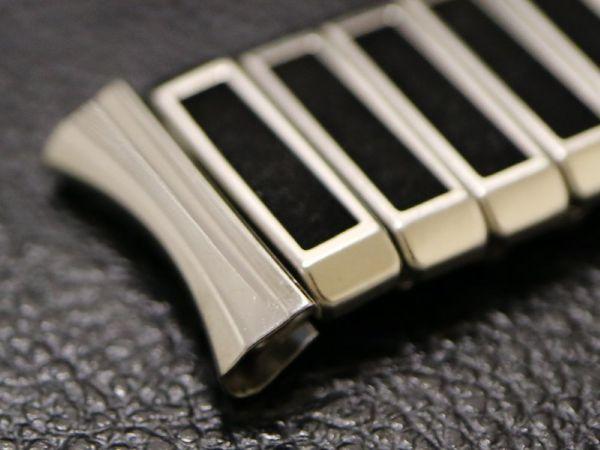 (17.3㎜ シルバー 弓かん) デッドストック 1960's USA製 JB CHAMPION チャンピオン SS エクスパンション バンド ビンテージ 腕時計 ベルト_画像4