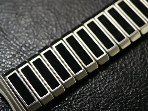 (17.3㎜ シルバー 弓かん) デッドストック 1960's USA製 JB CHAMPION チャンピオン SS エクスパンション バンド ビンテージ 腕時計 ベルト_画像5