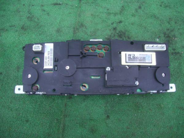 H15 純正 日産 エルグランド 前期 ハイウェイスター/2WD/ ME51/E51/MNE51/NE51/スピードメーター/201600k/電装/120230_画像2